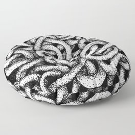 Intestines Floor Pillow