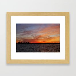 Keeping Faith Framed Art Print
