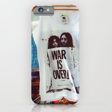 War Is Over iPhone 6s Slim Case