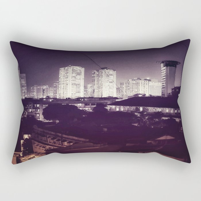 Cityline Rectangular Pillow