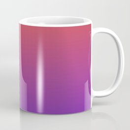 STEAM SCENE - Minimal Plain Soft Mood Color Blend Prints Coffee Mug