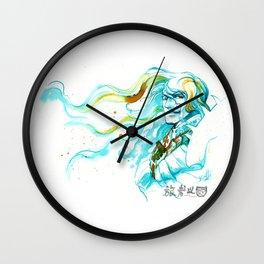 Dragon God -01 Wall Clock