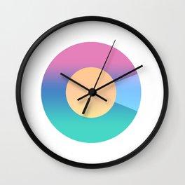 Colorado Logo - Colorful Wall Clock