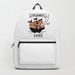 Columbus 1492 Backpack