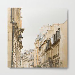 Letters from Paris Metal Print