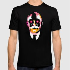 Automata Black X-LARGE Mens Fitted Tee