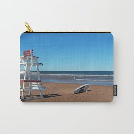 Lifeguard Tower Carry-All Pouch