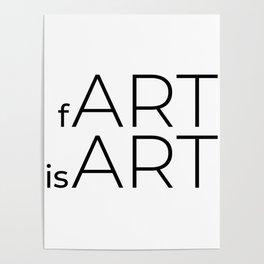 fArt is Art Poster