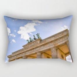 Brandenburg Tor Berlin Rectangular Pillow