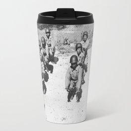 US Army Nurses 1944 Travel Mug