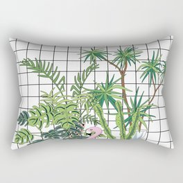 room plants Rectangular Pillow
