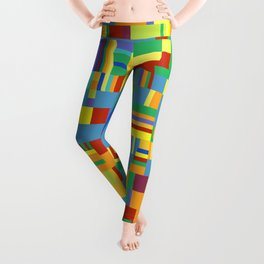 Chromatetude (Candy Colours) Leggings