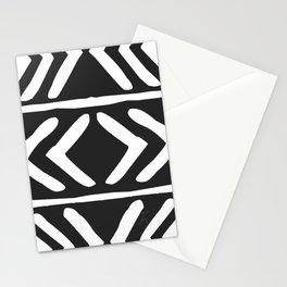 Tribal Print B&W- 04 Stationery Cards