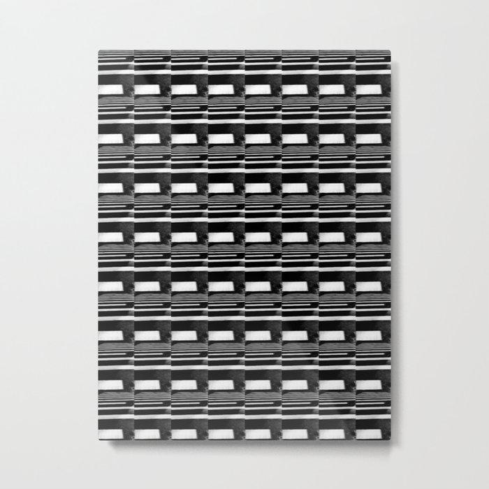 The Highline Metal Print