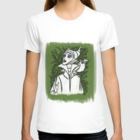 maleficent T-shirts featuring Maleficent by carotoki art and love