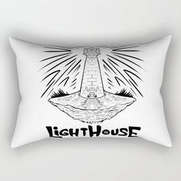 Ligth House Rectangular Pillow