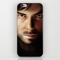 kili iPhone & iPod Skins featuring Kili by Lidivien