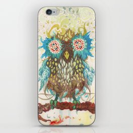 Owl iPhone Skin