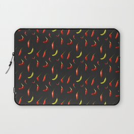Chillies in Grey Laptop Sleeve