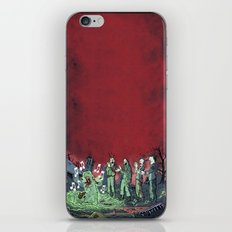 MUTANT PUNK GIG iPhone & iPod Skin