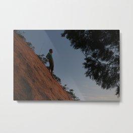 Phoenix Hills Metal Print