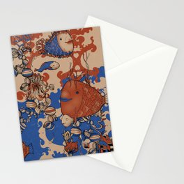 FISH2 Stationery Cards