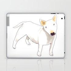 Bull Terrier Laptop & iPad Skin