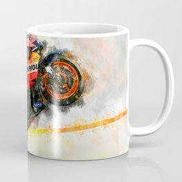 Nicky Hayden Coffee Mug