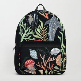 Whale shark Backpack