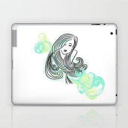 I dream of the sea Laptop & iPad Skin
