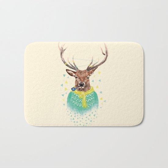 Wonder Deer Bath Mat