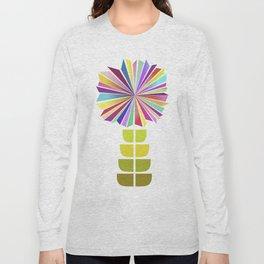 70ies flower No. 2 Long Sleeve T-shirt