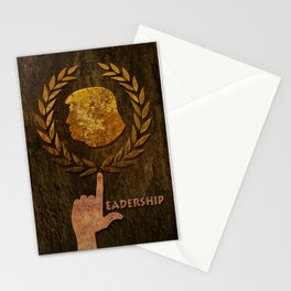 Trump Leadership Stationery Cards