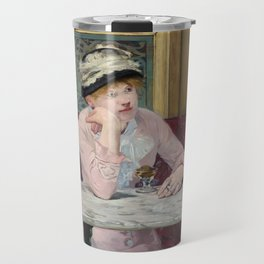 Manet,Fine Art,Beautiful,Wall Art,Framed,Poster,Canvas,Prints,Notebooks,Card,Gift,Gifts,Special,Rare Travel Mug