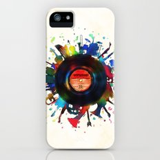 unplugged iPhone (5, 5s) Slim Case