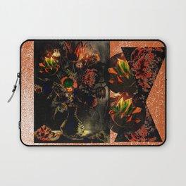 Floral Stillife Laptop Sleeve