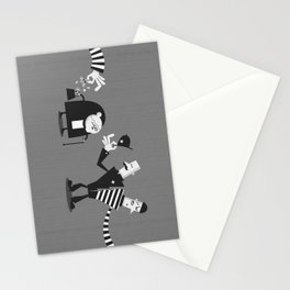 Police Duality Stationery Cards