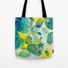 Mineral Series - Andradite Tote Bag