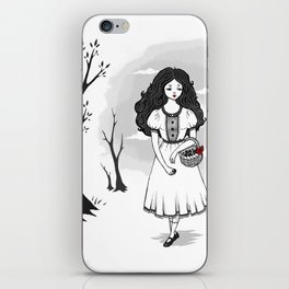 Four Arms - Truffles iPhone Skin
