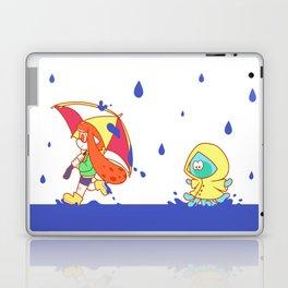 Raining Ink Laptop & iPad Skin