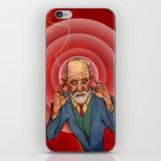 Herr Doktor iPhone Skin