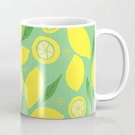Mint Lemonade Coffee Mug