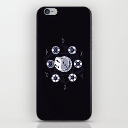 Community Remedial Chaos Theory iPhone Skin