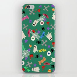 Maybe you're haunted #4 iPhone Skin