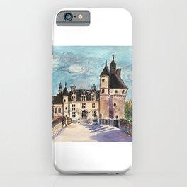 Chateau Chenanceau iPhone Case