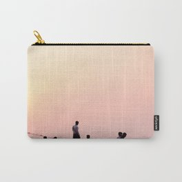 I N D I A Carry-All Pouch