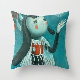 Infinite possibilities.  Throw Pillow