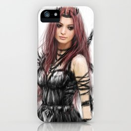 Distance Fading iPhone Case