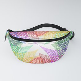 Colorful mosaic pattern design Fanny Pack