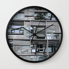 NYC Condo Wall Clock